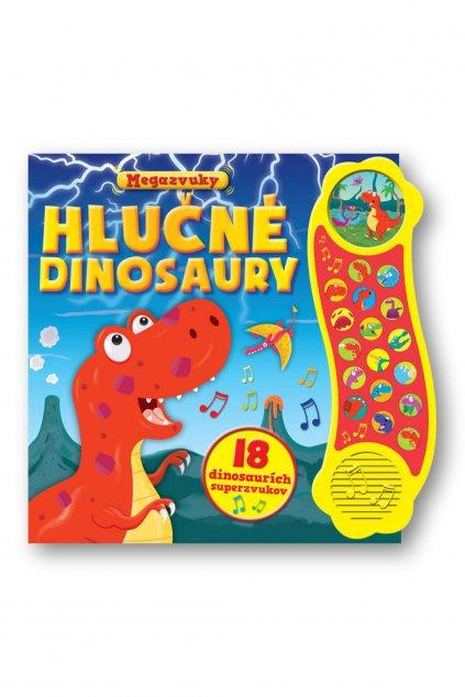 Príbeh so zvukmi  Hlučné dinosaury – 18 dinosaurích superzvukov