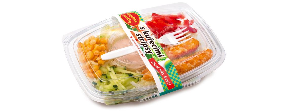 Zeleninová miska
