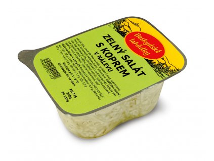 745 zelny salat s kopprem 200g