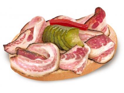 8680 Chlebicek dedova slanina 65g