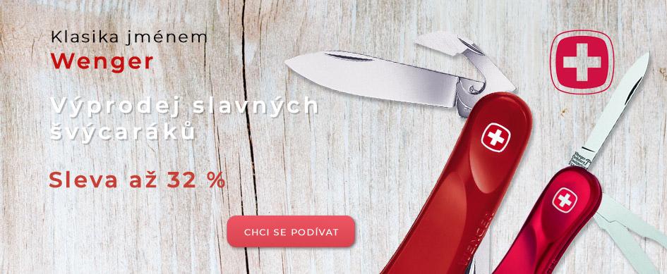 Švýcarské nože Wenger
