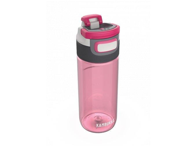 water bottle elton 500ml pearl blush above