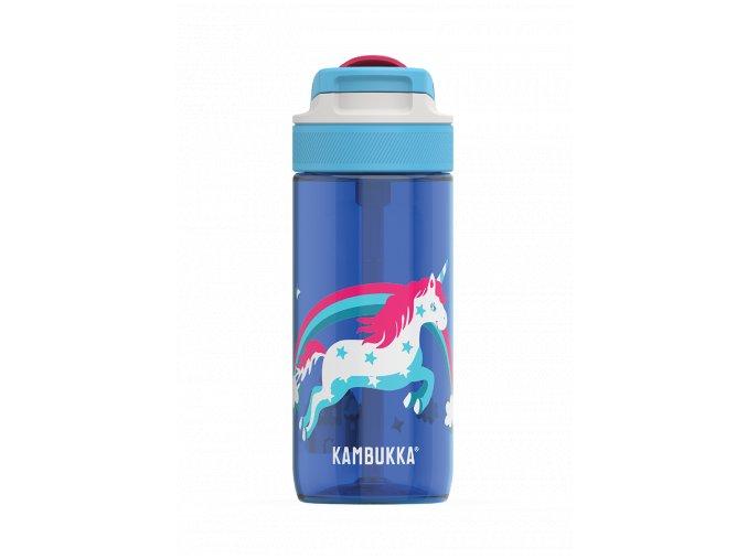 kids water bottle lagoon 500ml rainbox unicorn back