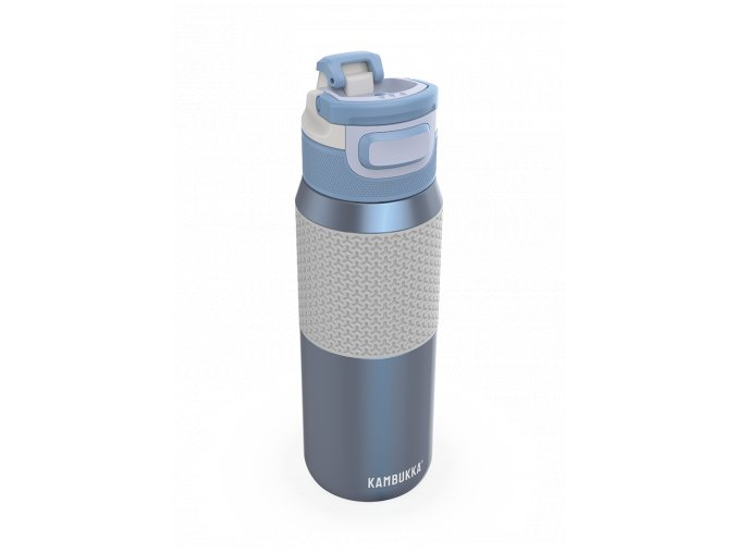 water bottle elton insulated 750ml sky blue above