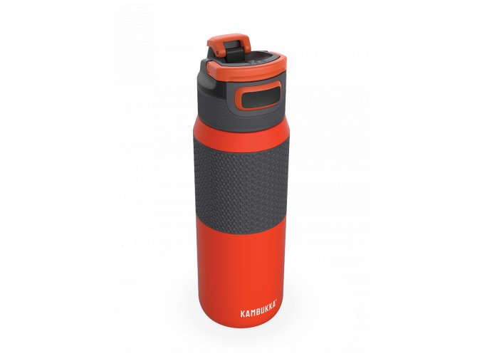 water bottle elton insulated 750ml rusty above