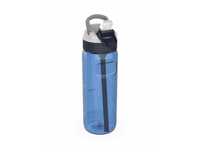 water bottle lagoon 750ml royal blue above
