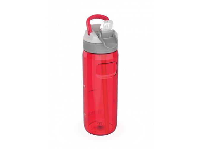 water bottle lagoon 750ml ruby above