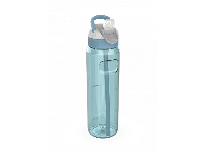 water bottle lagoon 1000ml arctic blue above
