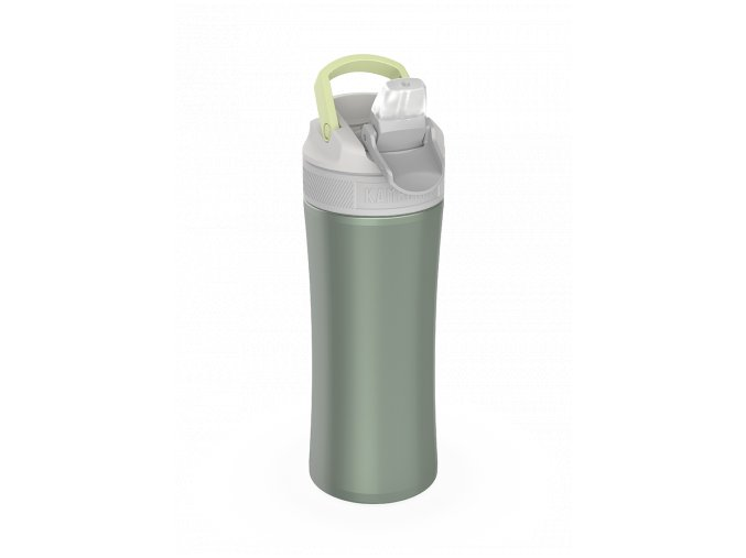water bottle lagoon insulated 400ml spring eve above