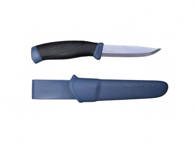 512 morakniv nuz companion navy blue