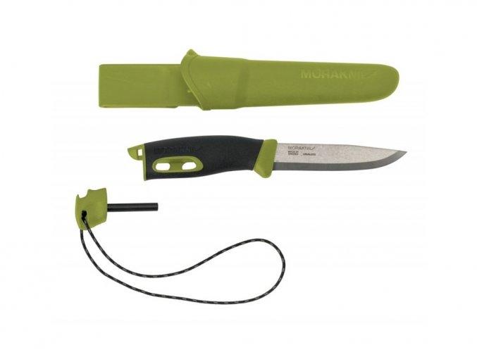 10298 morakniv nuz companion spark green