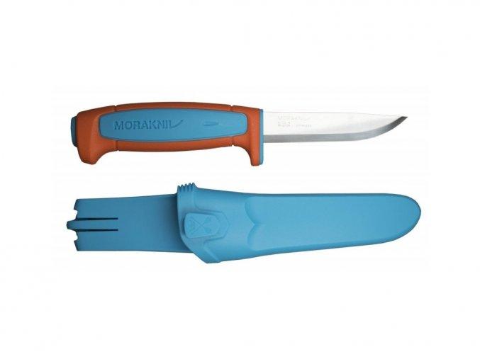 353 2 morakniv pracovni nuz basic 546 blue orange limited edition