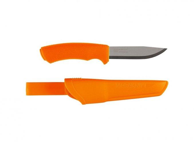 497 morakniv nuz bushcraft orange