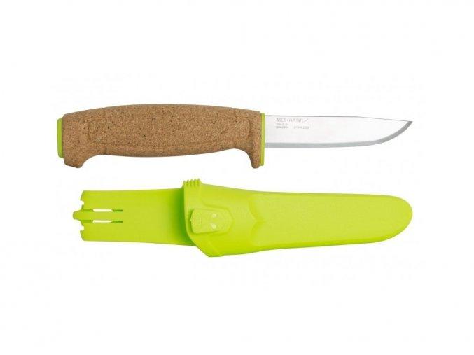 530 morakniv nuz floating knife lime