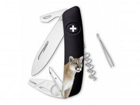 10140 swiza svycarsky kapesni nuz tt03 puma wildlife
