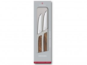 26121 2 sada steakovych nozu victorinox swiss modern drevena rukojet 6 9000 12g