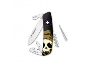 3107 swiza d03 skull head black