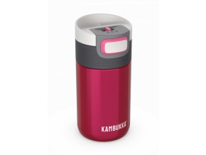 thermal mug etna 300ml raspberry above 0