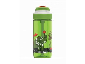 kids water bottle lagoon 500ml basket robo back