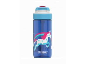 kids water bottle lagoon 500ml rainbox unicorn back