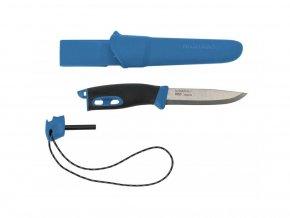 10295 morakniv nuz companion spark blue