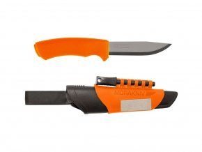 10 1 morakniv bushcraft survival orange