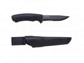 95 morakniv bushcraft black srt