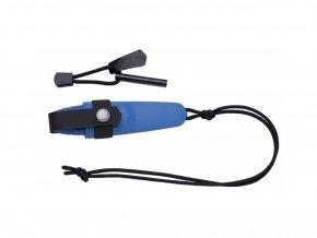 229 10 morakniv nuz eldris blue neck knife kit