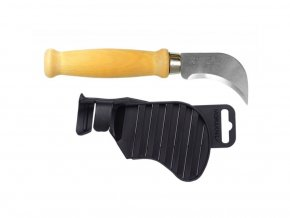 500 morakniv nuz na koberce a usen roofing felt knife
