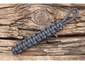 Paracord 425 antracit