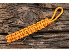 Paracord 425 oranžový
