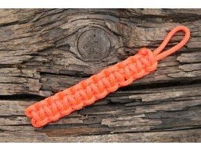 Paracord 425 oranžový - neon