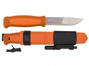 690 4 morakniv 13913 kansbol survival kit burnt orange 1a