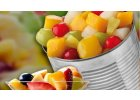 Mango Pulp a konzervované ovoce