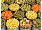 Konzervovaná zelenina & Ajvar