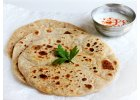 Indické placky Chapati