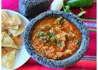Mexické salsy a dipy