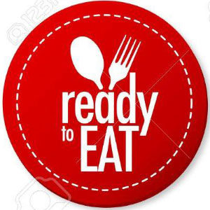 ready  to eat