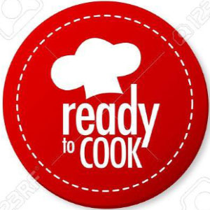 ready to cook