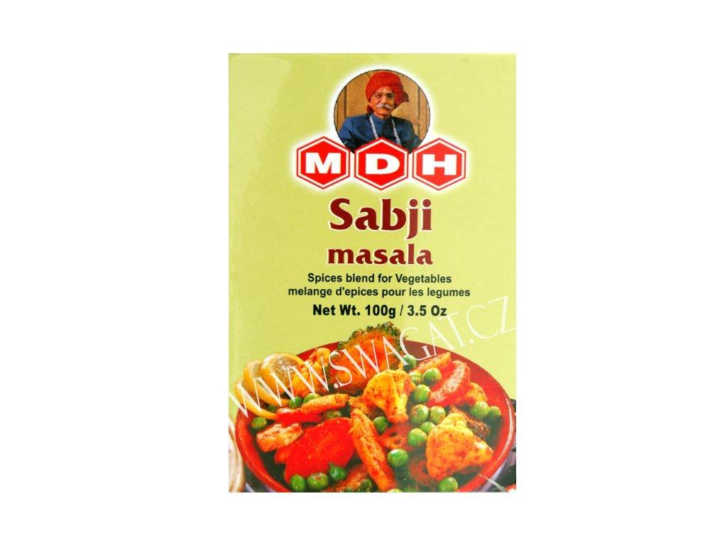 Sabji Masala - koření na zeleninu, MDH 100g