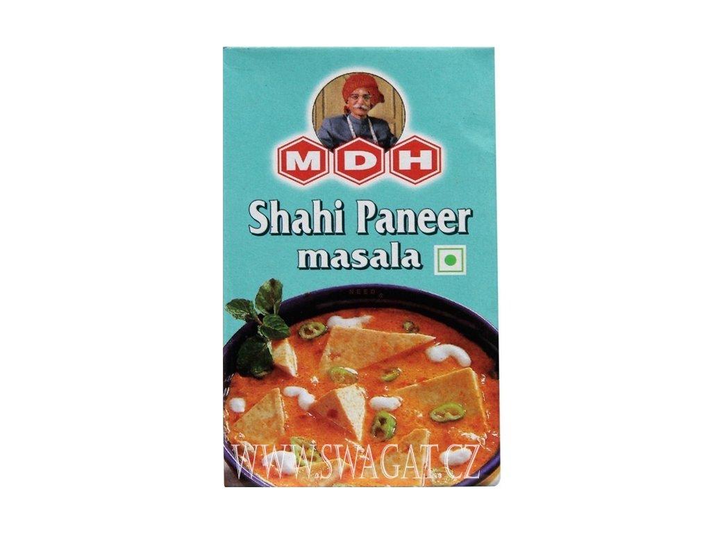 Shahi Paneer Masala - koření na domácí sýr, MDH 100g