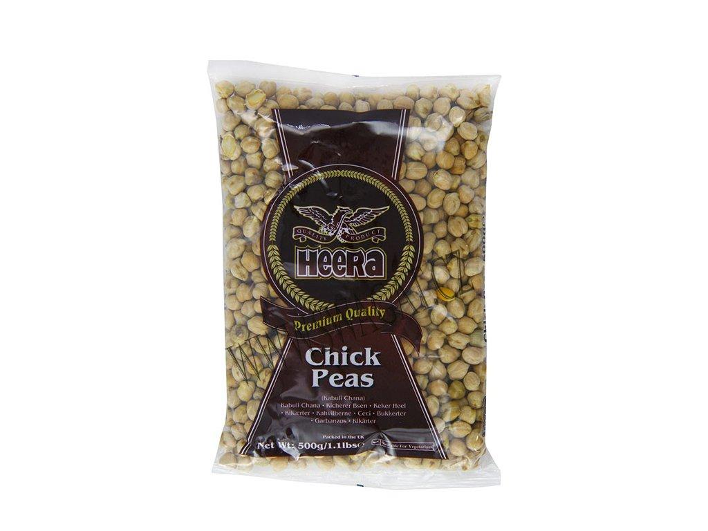 Cizrna (Jumbo Chick Peas), HEERA 500g