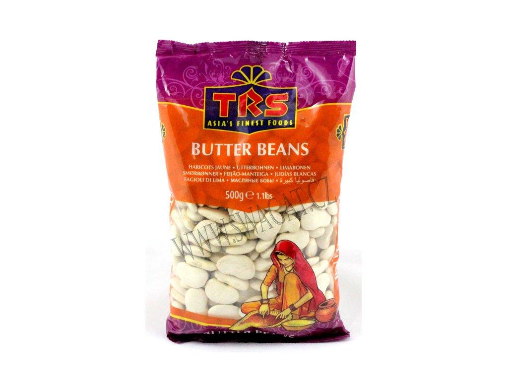 Fazole máslová (Butter Beans), TRS 500g