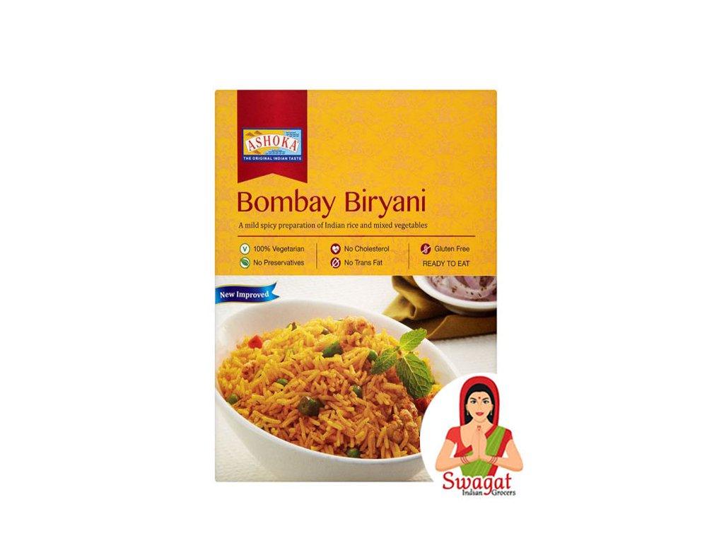 Hotové kari Bombay Biryani (Ready Curry Bombay Biryani), Ashoka 280g