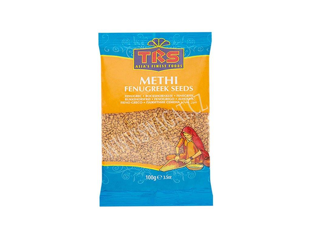 Methi - Řecké seno (Fenugreek), TRS 100g