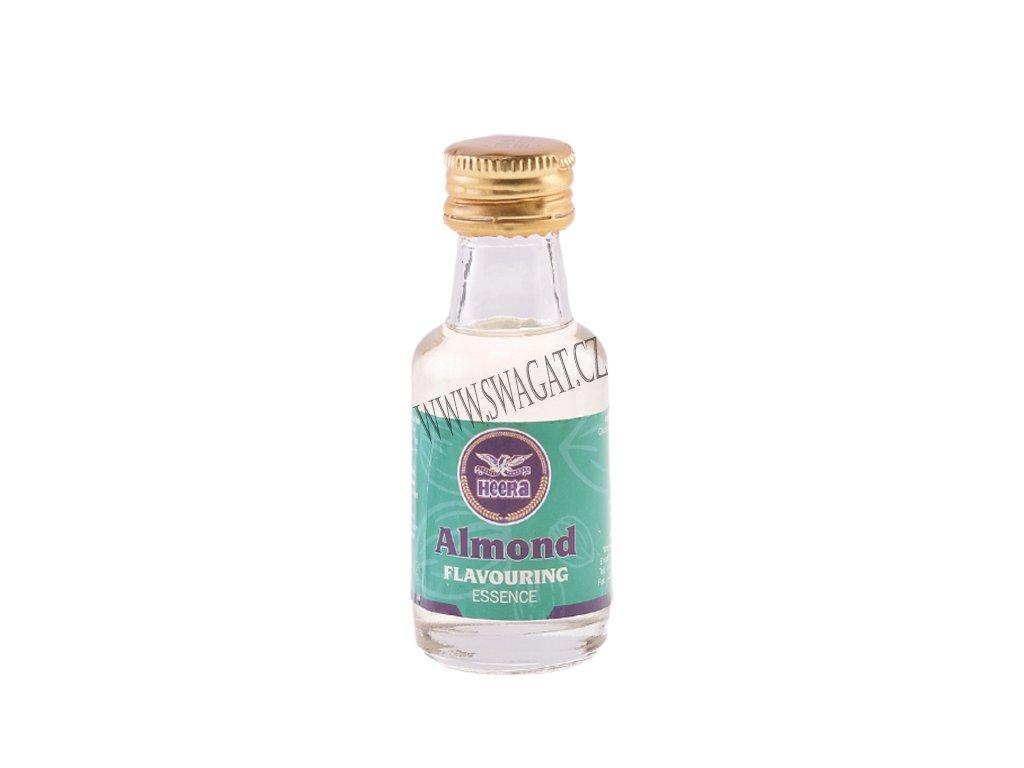 Mandlová aromatická esence (Almond Flavouring Essence), HEERA 28ml