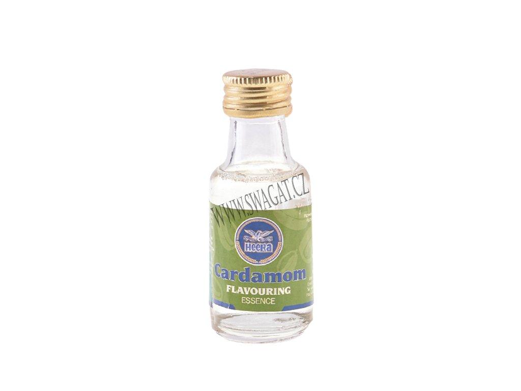 Kardamomová aromatická esence (Cardamom Flavouring Essence), HEERA 28ml