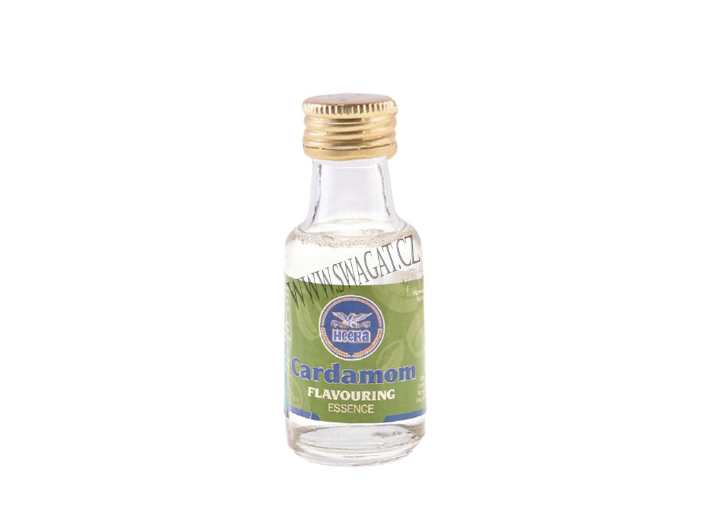Kardamomová aromatická esence, HEERA 28ml
