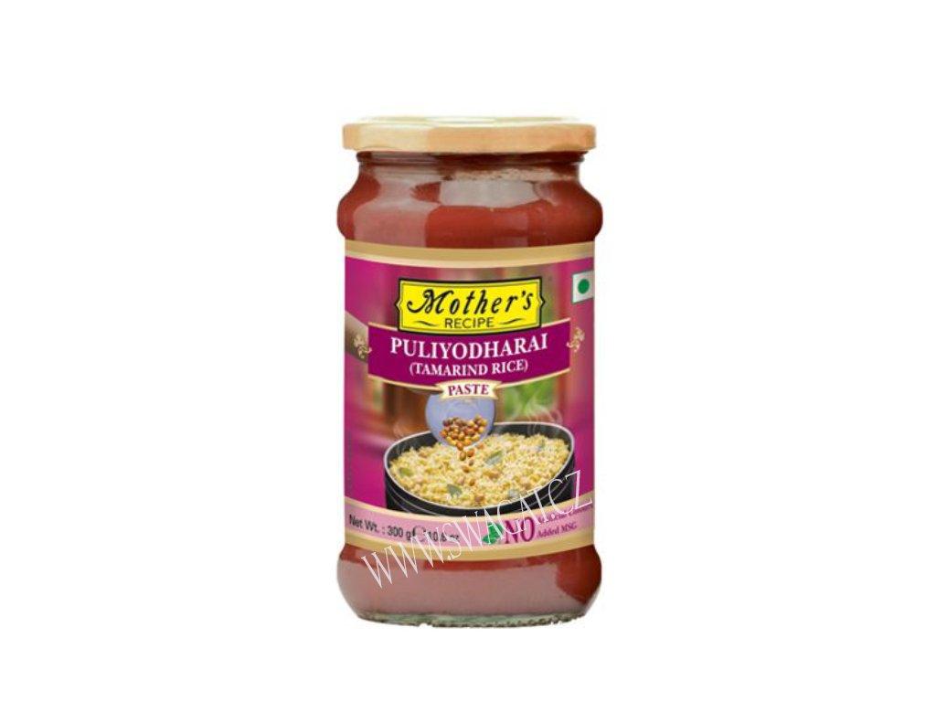 PULOYODHARAI tamarindová pasta na rýže, MR 300g
