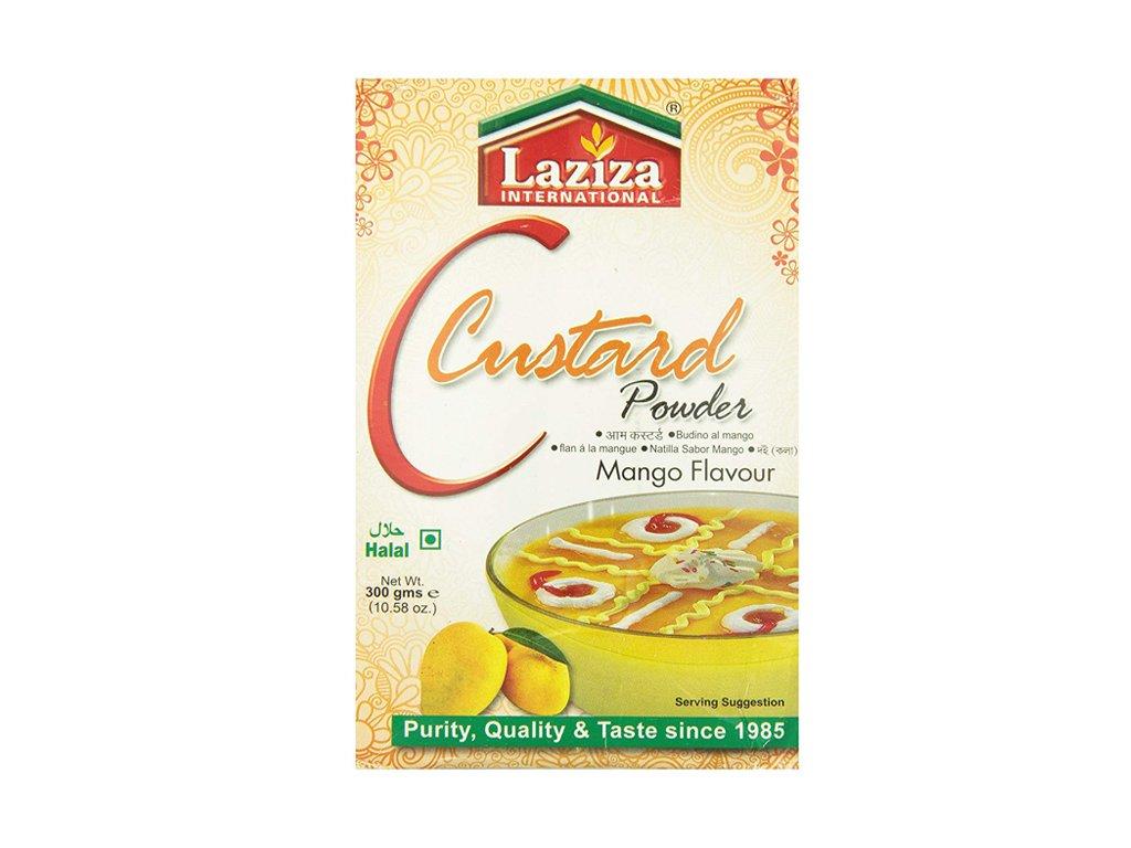 Mangový pudink, LAZIZA 300g